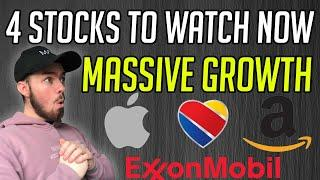 Top 4 Stocks To Buy Now! - High Growth Stocks May 2020!