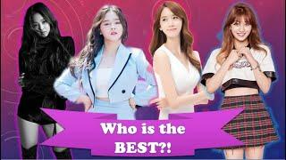TOP 1O MOST POPULAR KPOP GIRL GROUP