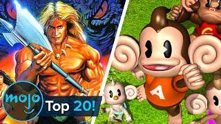 Top 20 SEGA Games of All Time