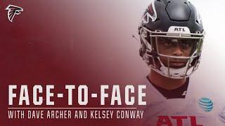 Training Camp TOP PLAYS, MOST IMPROVED Position Group, & the IMPORTANCE of Preseason | Face-to-Face
