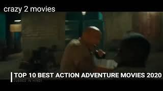 Adventure and action movies hollywood top 10 movies