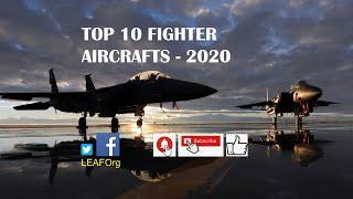 Top 10 fighter air crafts in the world 2020, Best fighter planes in the world today