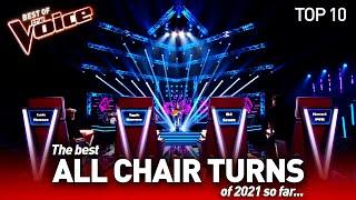The BEST Blind Auditions of 2021 so far on The Voice   Top 10