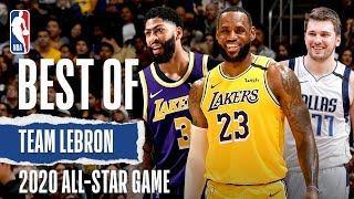 Best Of Team LeBron   2020 NBA All-Star