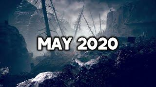 Top 5 NEW Upcoming Games of May 2020 | PC,PS4,XBOX ONE,SWITCH (4K 60FPS)