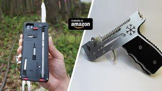 21 Survival Gadgets You Can Buy On Amazon ▶ Starts From Rs 99 to 500 Rupees You Must See