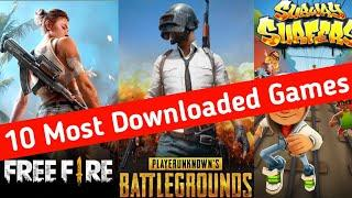 Top 10 Most Popular Android Games of All time | 2020 | Most Downloaded android games from playstore