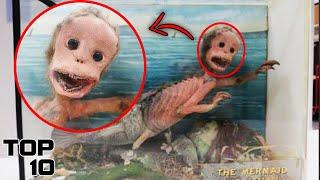 Top 10 Creepiest Things Found In Museums