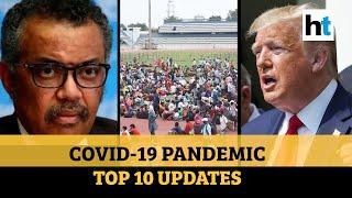 Covid update: India ranks 5th; Trump on India's cases; G20's $21 billion aid