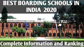 Best boarding schools in India in 2020||Boarding School India Ranks.