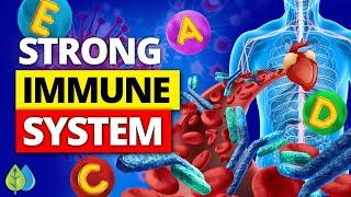 ⚡Top 13 nutrients to strengthen immune system (immunity boosting foods)