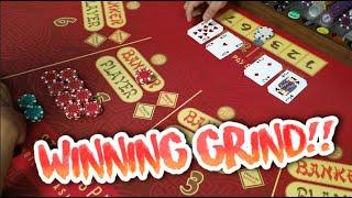 """EASY SYSTEM WITH POTENTIAL GOOD PROFIT - """"Banker Modified Paroli"""" Baccarat System"""