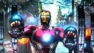 Top 10 Badass Iron Man Moments