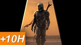 The Mandalorian THEME SONG [ 10 Hours ] soundtrack OST