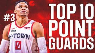 Top 10 Point Guards AFTER The 2019-2020 NBA Season