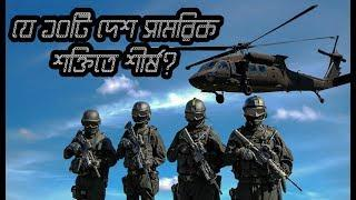 বিশ্বের যে ১০টি দেশ সামরিক শক্তিতে শীর্ষ- worlds top 10 country military power