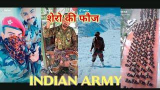 Indian Army Top 10 Trending TikTok Videos   Indian Army Motivational TikTok Videos 2020