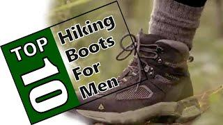 ⛺Best Hiking Boots For Men - 2020 Top 10