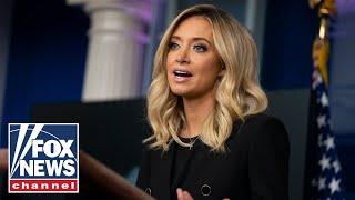 Kayleigh McEnany defends Trump's COVID-19 executive orders
