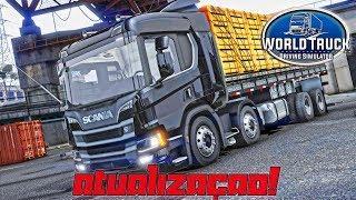 World Truck Driving Simulator Atualizações de 2020!