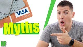 3 Biggest Credit Card Myths (Exposed)