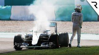 Top 10 Mercedes capitulations in F1's hybrid era
