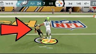Madden 20 Team Play Top 10 Plays of the Week Episode 18 - MONSTER Stiff Arms