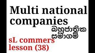 බහුජාතික සමාගම්, sl commerce, al commerce, top 10 sri lanka, business sinhala, al sinhala