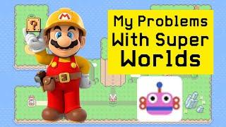 My Problems With Super Worlds In Super Mario Maker 2