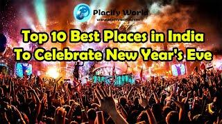 Top 10 Places to Celebrate New Year in India | Happy New Year 2020