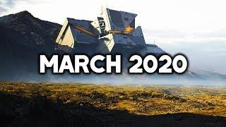 Top 10 NEW Upcoming Games of March 2020 | PC,PS4,XBOX ONE,SWITCH (4K 60FPS)