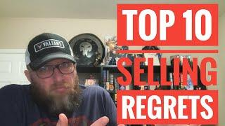 Top 10 Books I REGRET Selling From My Collection