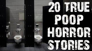 20 TRUE Absolutely Horrifying & Hilarious Poop Stories | (Scary Stories)