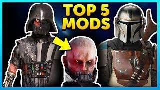 Top 5 Mods of the Week - Star Wars Battlefront 2 Mod Showcase #90