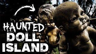 गुड़ियों का द्वीप जो गुड़िया का घर है। Island of Doll horror stories in hindi  haunted dolls island,