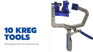 10 Kreg Tools For Woodworking That Are Another Level Part - 1