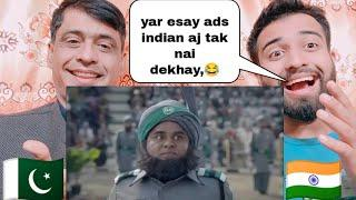 Top Indian Most Funny Ads Reaction By|Pakistani Family Reactions|