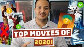 My Top 10 Anticipated Movies of 2020 | Random Order | Where is Mulan and Wonder Woman?!