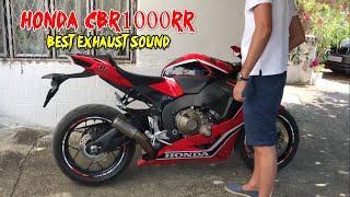 Honda CBR1000RR Best Exhaust Sound akrapovic austin racing scorpion graves dc project Pipe