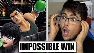 The BEST Low Tier UPSETS In Smash Bros