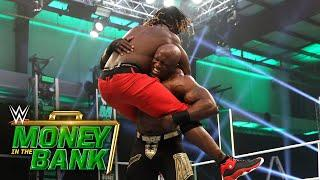 Bobby Lashley bulldozes over R-Truth: WWE Money in the Bank 2020 (WWE Network Exclusive)
