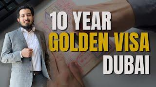 Avoid Wasting Time: Get a 10 Year Golden Visa in Dubai