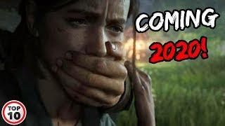 Top 10 Most Anticipated Scary Games Of 2020