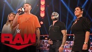 Murphy challenges Dominik Mysterio to a Street Fight: Raw, September 7, 2020