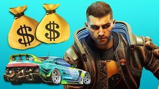 How to Make Money in Cyberpunk 2077