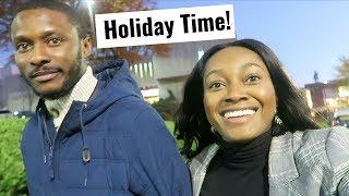 My Holiday Break From School! | A Week in the Life of a Medical Student