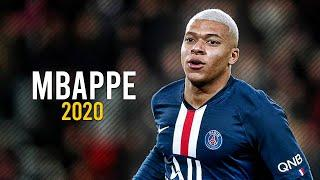 Kylian Mbappé - Sonic Speed - Runs, Skills & Goals 2020