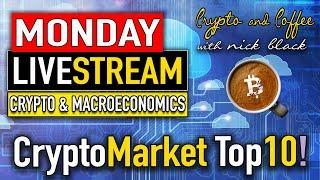 Cryptocurrency Pre-Election Top-10 and Macroeconomic Outlook to make Quick $$$!