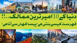 Top 10 Richest Countries in the World 2020 | Richest Country | You Tv