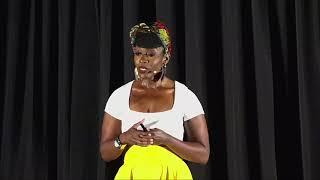 Using Media and Poetry to Enhance Eating Behaviors  | Jenelle Robinson | TEDxTallahassee